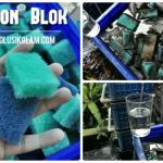 Media Filter Kolam Dakron Blok