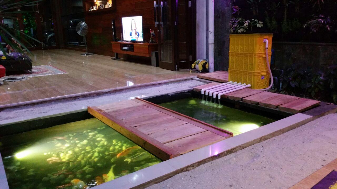 Filter kolam koi pekanbaru 1