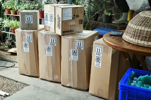 Packing Trickle Filter Kecil